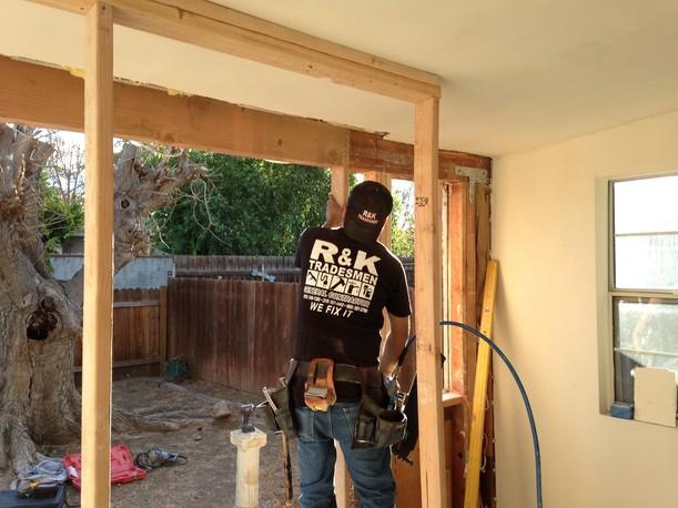 R Amp K Tradesmen General Contractor Electrician Plumber
